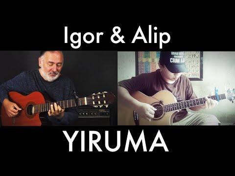 Igor & Alip – Lagu Akustik Yiruma (이루마) River Flows In You Fingerstyle Guitar