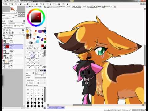 7 years and 50 days Speedpaint