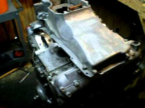 Chevy Ls1 5 3 Oil Pan Modifications Youtube