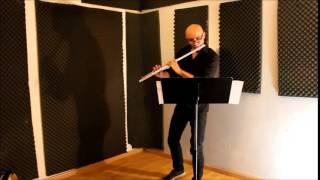 IBERT, Piece pour Flute seule