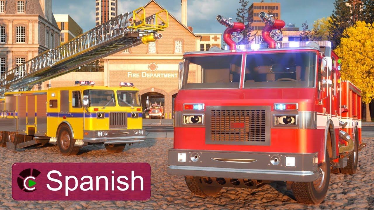 Download William Watermore, el camión de bomberos (SPANISH) - Héroes de Nuestra Ciudad