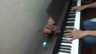 愛してる- Aishiteru - Natsume yuujinchou ED- Piano cover by Cactaceae