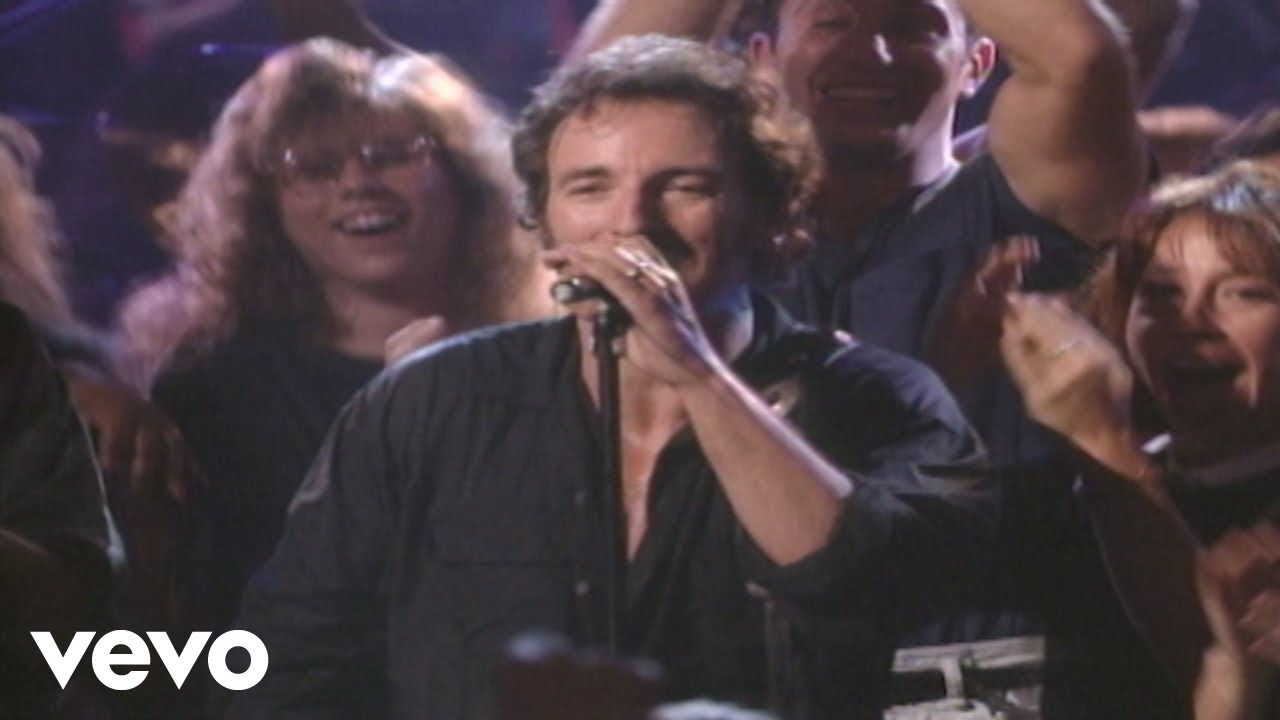 Download Bruce Springsteen - Glory Days (from In Concert/MTV Plugged)