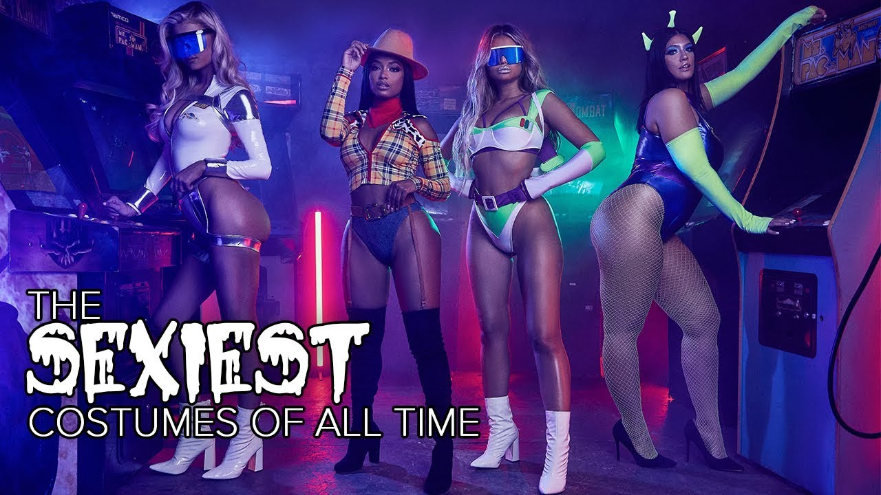 Sexy Toy Story Halloween Costumes