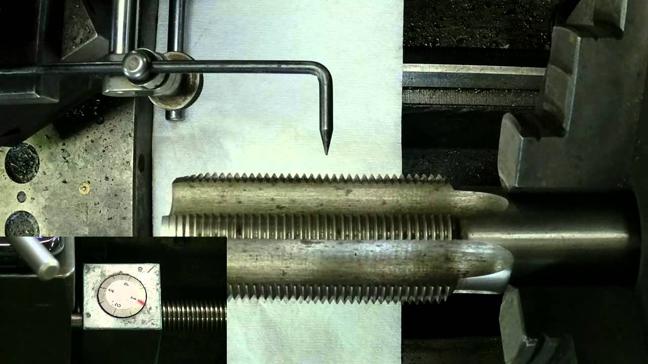 Using The Lathe Threading Dial Part 2