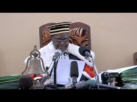 Central African Republic elections annulled in strife-torn country