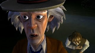 Back to the Future the Game - Episode 2 Part 1 Get Tannen