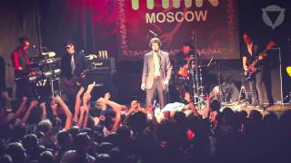 Electric Six-Danger!Danger!High Voltage!(Live in Moscow @Milk 2012)