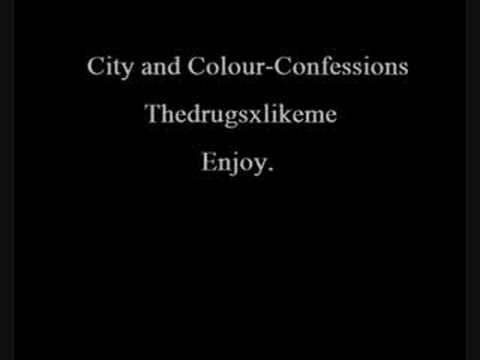City and Colour- Confessions