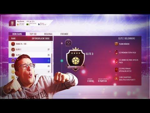 FIFA 19 WEEKEND LEAGUE QUICKIE   FIRMINO BRINGT UNS ZU ELITE!
