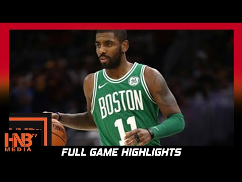 Kyrie Irving's Game Highlights vs. OKC (VIDEO) 25pts