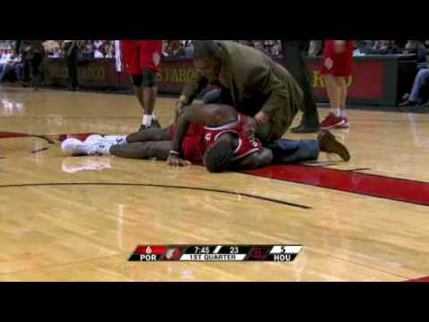 Greg Oden Injury