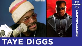 Taye Diggs Wants to Be the Next Blade