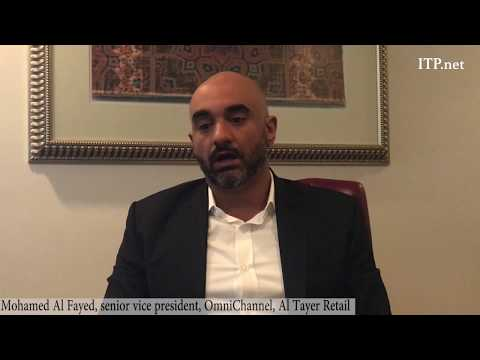 Network Middle East interviews Mohamed Al Fayed, senior vice president, OmniChannel, Al Tayer Retail