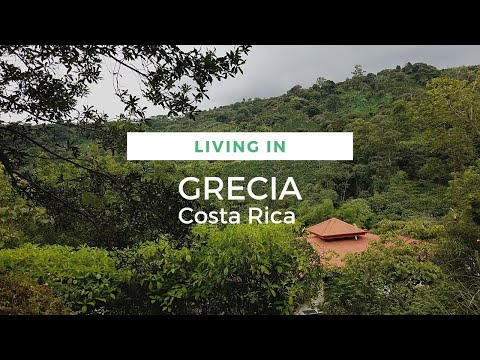 Living in Grecia Costa Rica - Perspectives from an expat resident in the Central Valley.