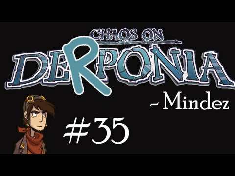 Chaos on Deponia - Part 35 - Clicking Randomly |