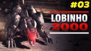 CAÇA AO LOBINHO 2000 | Metal Gear Rising: Revengeance (PC) #03