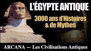 l'Égypte antique, histoires et mythes - Les Chroniques d'Arcana