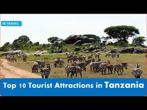 Top 10 Tourist Attractions in Tanzania
