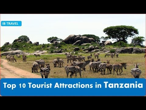 Top 10 Tourist Attractions in Tanzania