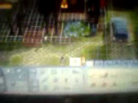 The sims3  showing  some cheats for the fog emitter