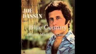 Joe Dassin Blue Country Home Made Ice Cream In English