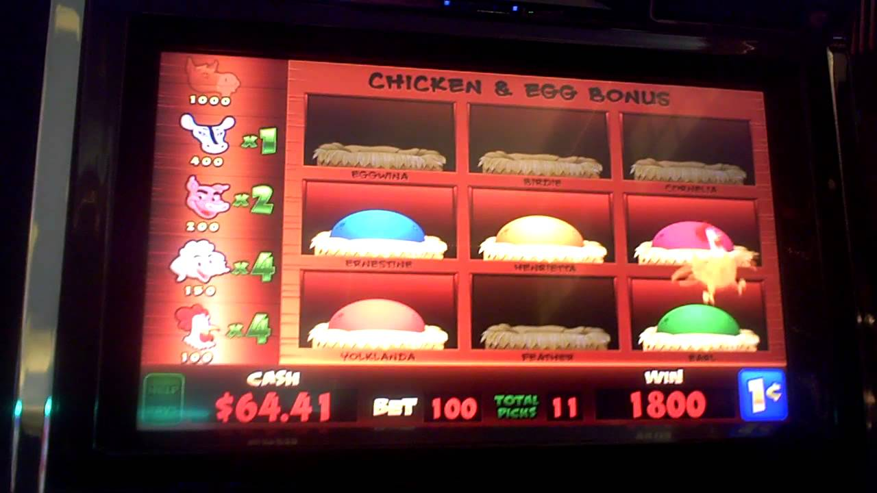 Chicken Slot Machine