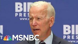 Joe Biden Takes On The 'Trump Doctrine'   Deadline   MSNBC
