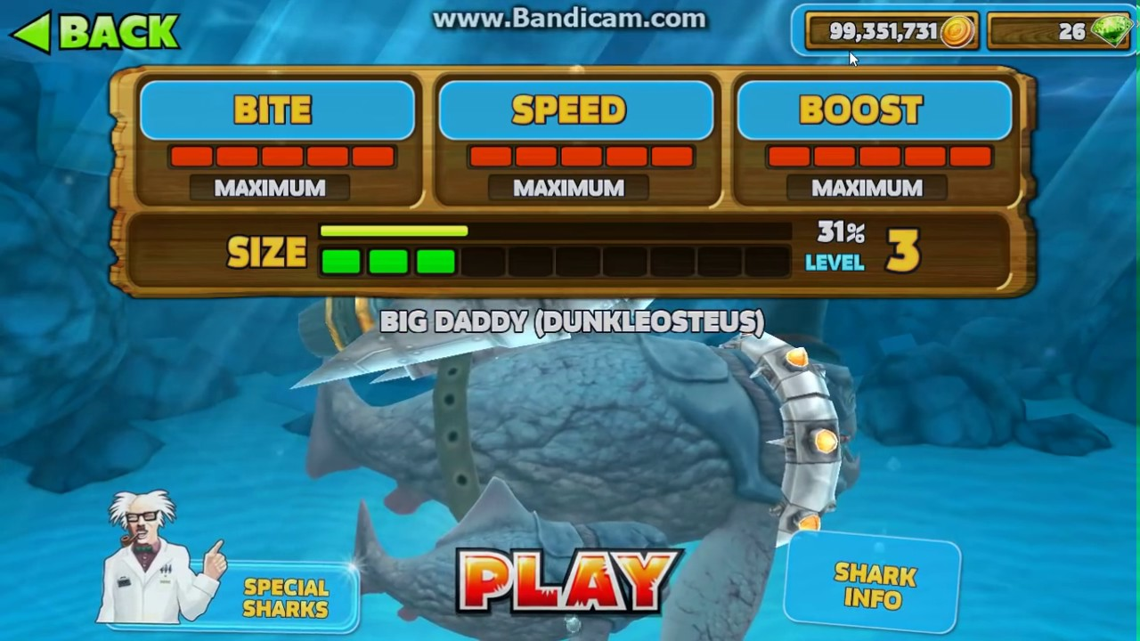 How to hack Hungry Shark Evolution on windows 8, 8 1,10 using cheat engine