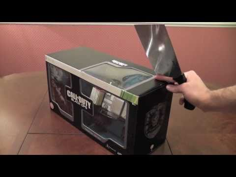 Black Ops Prestige Edition Xbox 360 Unboxing