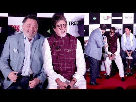 Amitabh Bachchan & Rishi Kapoors FUNNY Moments At 102 Not Out Promotions Will Melt Ur Heart