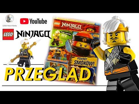 Lhp Lego Ninjago Masters Of Spinjitzu Magazyn 12019 Youtube