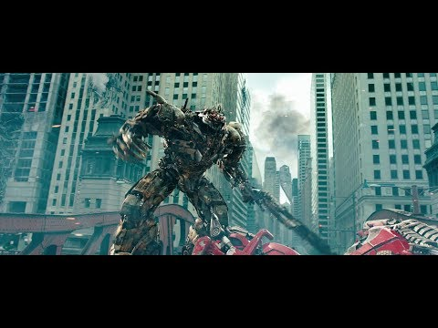 Transformers Dark of the Moon Megatron Vs Sentinel Prime (Blu-ray) Edition