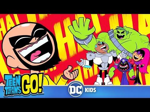 Teen Titans Go! | Yo Henchmen! | DC Kids