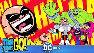 Teen Titans Go! | Yo Henchmen! | DC Kids