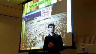 Politica y Vegetarianismo desde las instituciones - Alejandro Moruno - Foro Veggunn