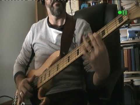 koxo - step by step - bass cover by Giorgio Joyo Tonazzo