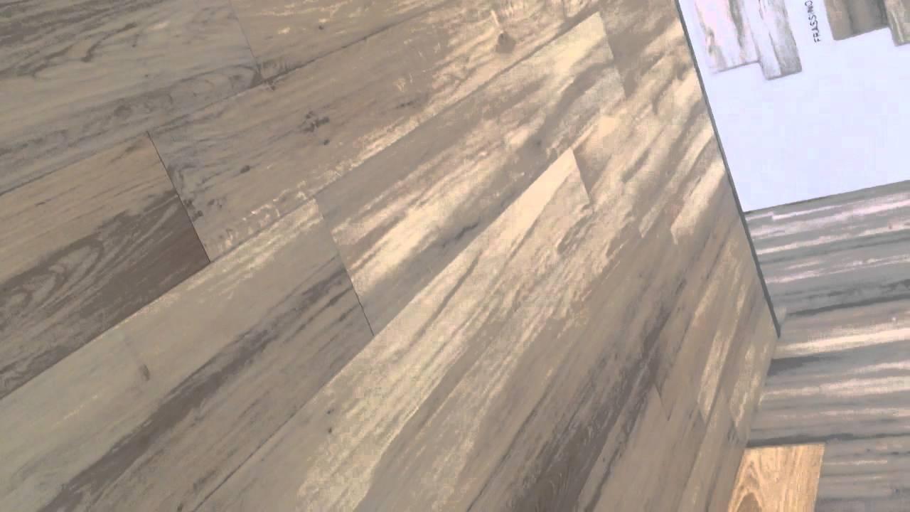 Grès porcellanato effetto legno 2 - YouTube