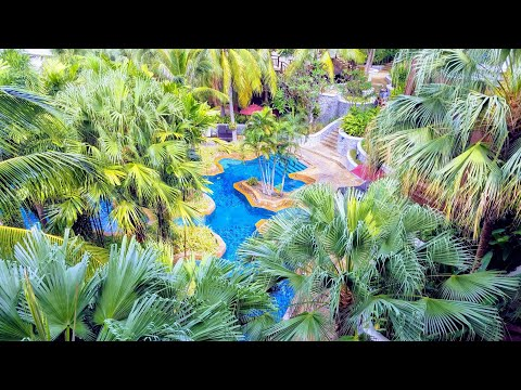 Intercontinental hotel in Pattaya Thailand review