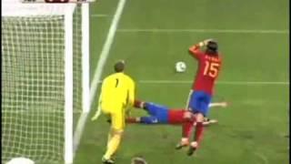 Espanha 1 x 0 Alemanha.  Soccer World Cup 2010 South Africa  - Copa do Mundo de Futebol