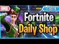 Fortnite Daily Shop *OMG* ST. PATRICK'S DAY SHOP (17 März 2019)
