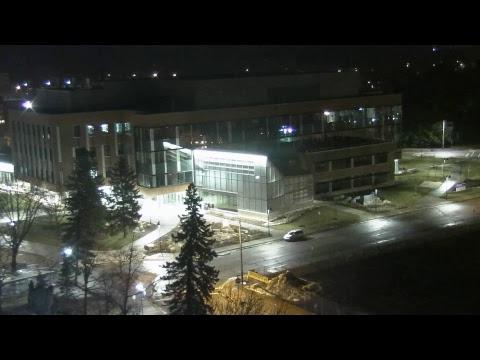 University of Wisconsin – Stevens Point Chemistry Biology Building Construction Camera
