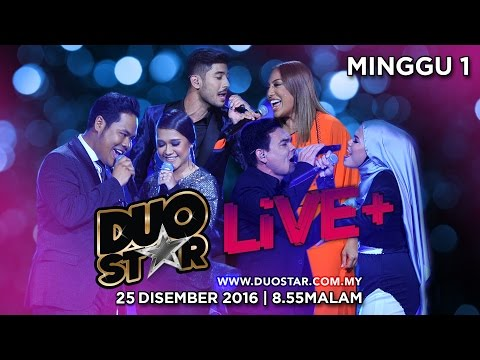 Duo Star Live + [25/11] @ 9.00 MALAM
