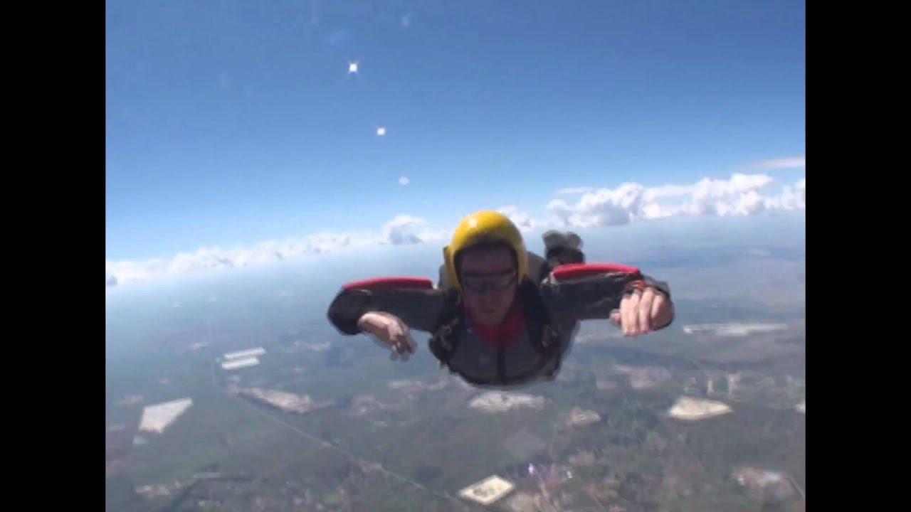Learning to Skydive at Johannesburg Skydiving Club JSC
