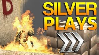 CS:GO - silver plays...