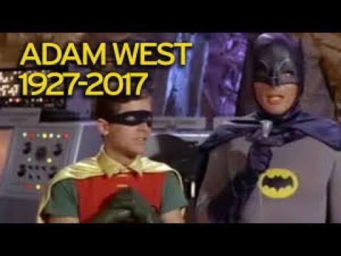 BREAKING NEWS: 'Batman' Star Adam West DEAD At 88.