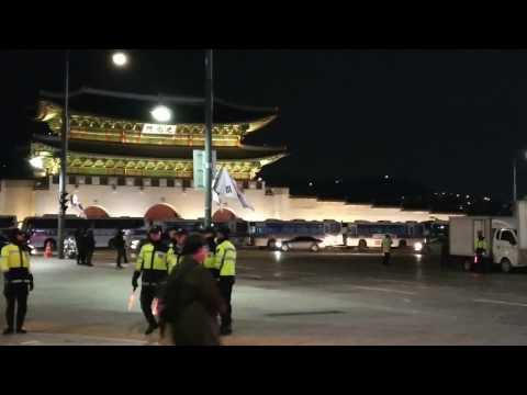 Korea Vlog 10 - President Park Geun-hye Impeached