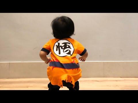 Si kecil Goku