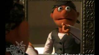 Taxi Driver: Are You Talking To Me?   w/ Stugots Puppet