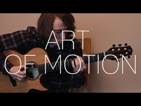 Andy Mckee - Art of Motion - James Bartholomew